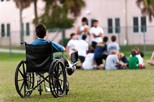 How children with disabilities came to be accepted in public schools.