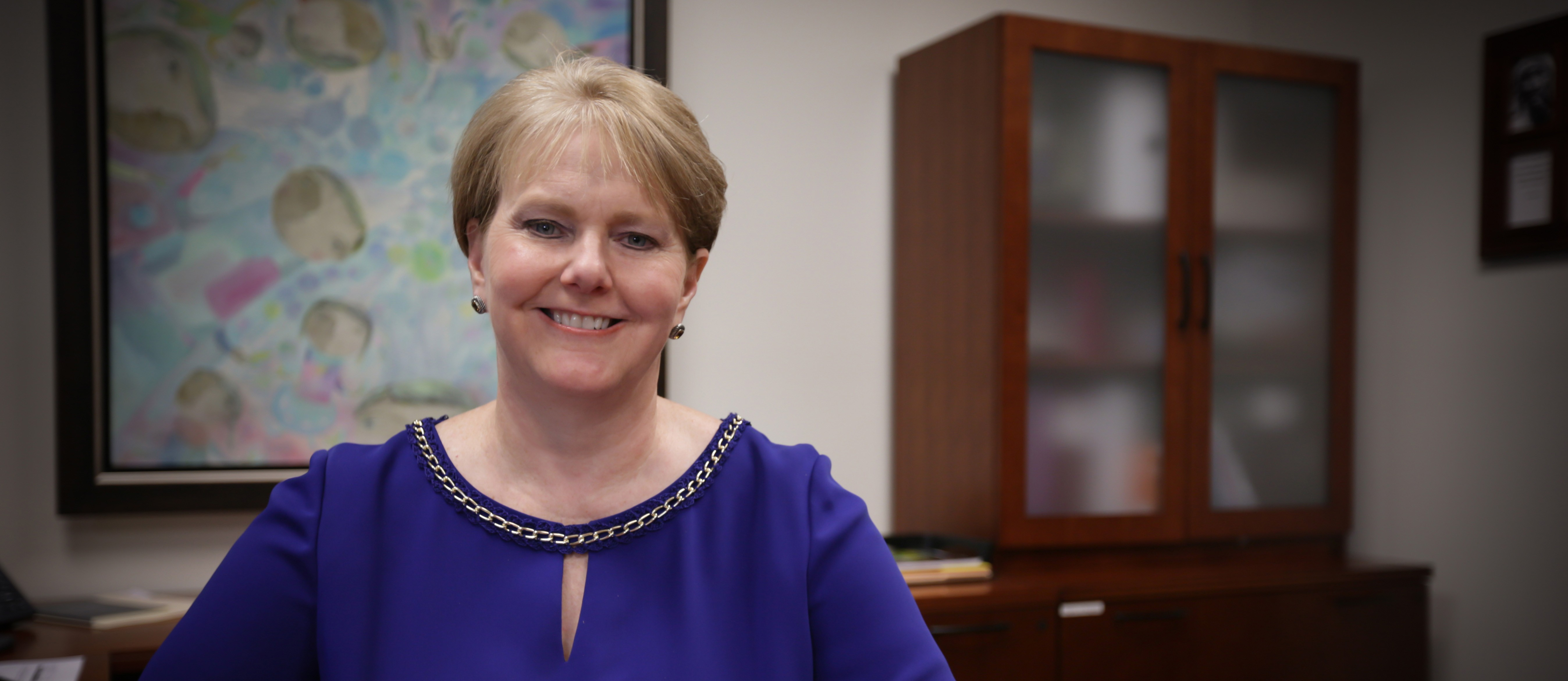Center Director Receives Mentoring Award from Division for Early Childhood