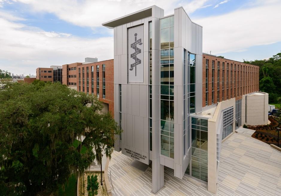 Harrell Medical Education Building