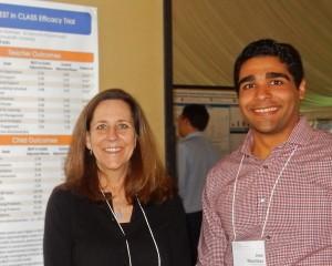 Maureen Conroy and Jose Martinez