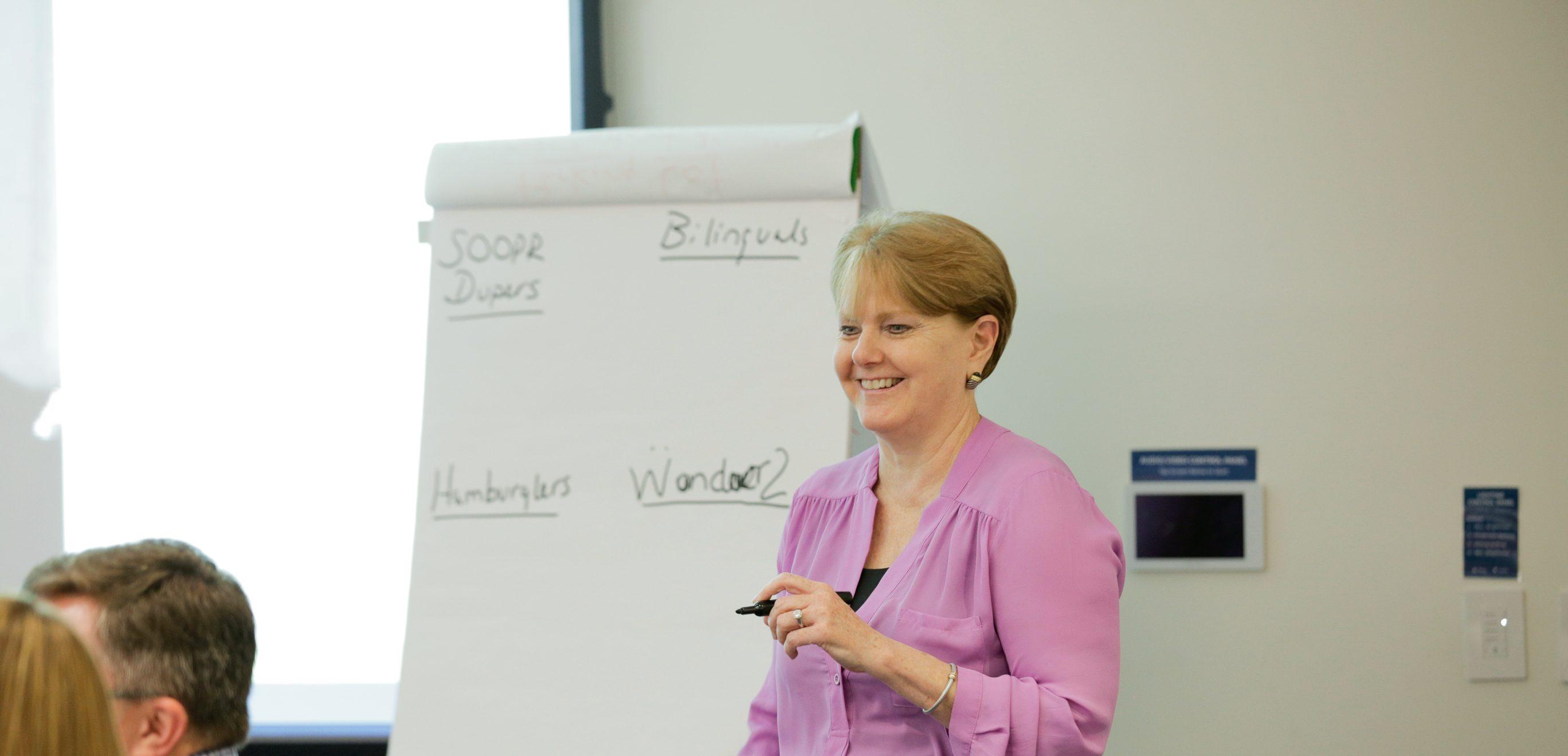 Dr. Patricia Snyder