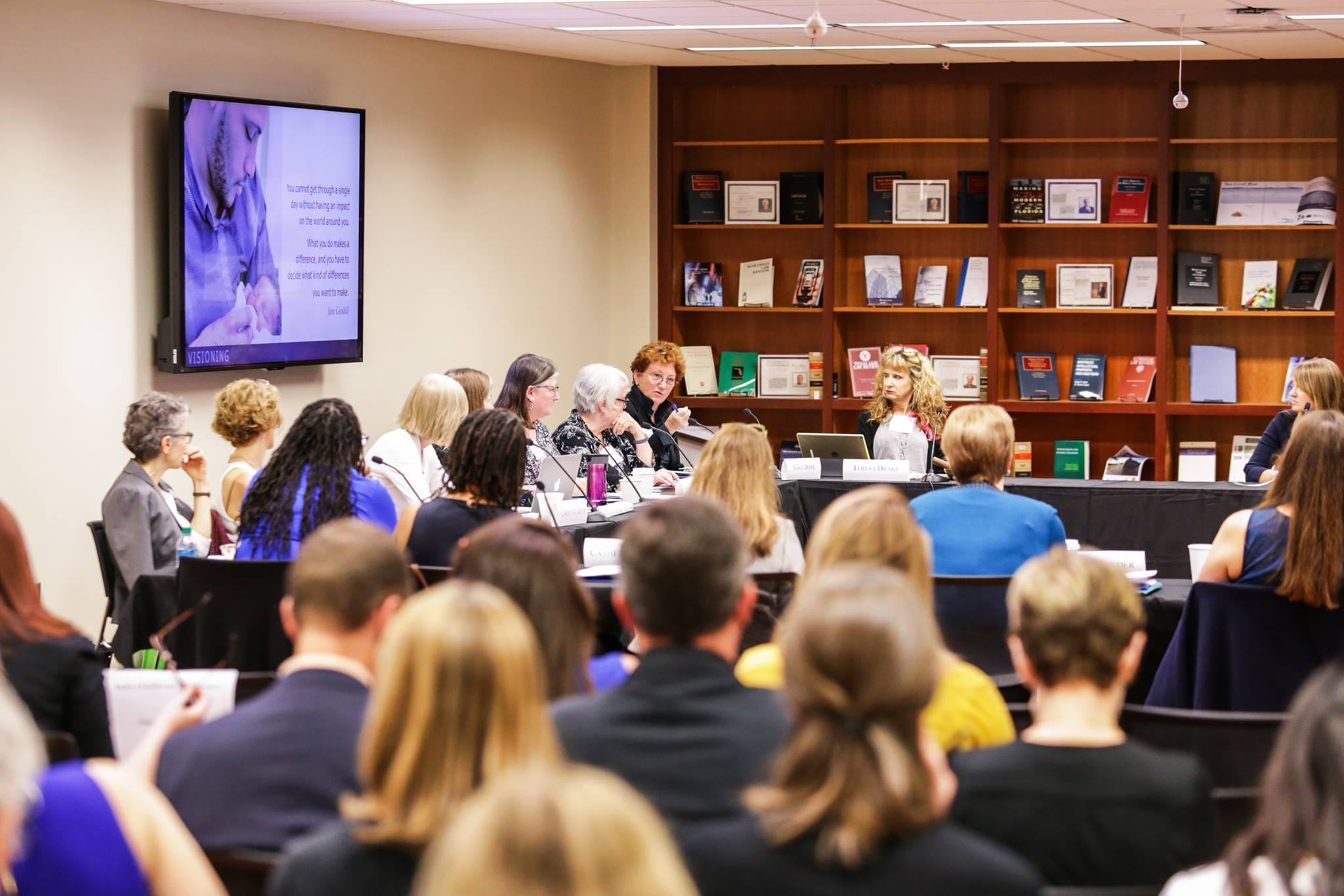 Legal challenges in early childhood take center stage in transdisciplinary conference