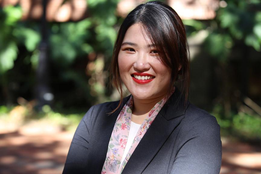 Student Spotlight: Boram Song