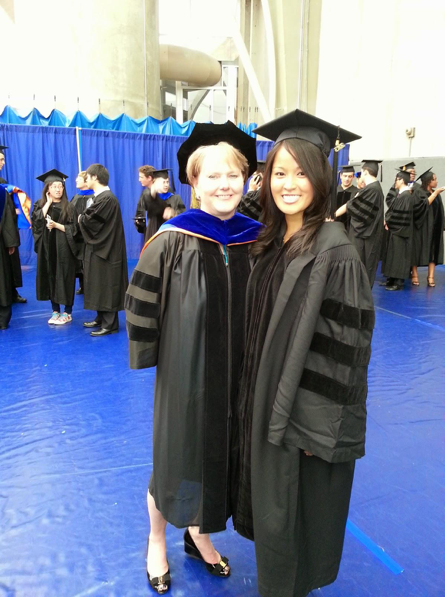 Patricia Snyder and Cathleen Schaefer