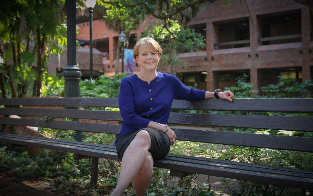 2021 Kauffman-Hallahan-Pullen Distinguished Researcher | Patricia Snyder, Ph.D.