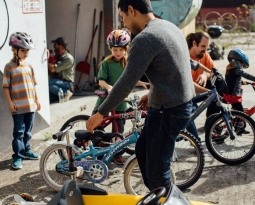 Doctoral Student Uses Skills From Center To Measure Bicycle Shop Impact