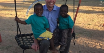 Dr. Reichow Travels to Zambia