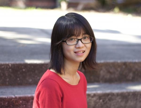 Student Spotlight: Twinkle Zheng