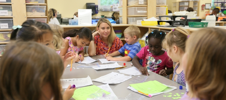 Professional development that works: how coaching can transform early learning experiences