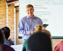 Anita Zucker Center Leads Early Childhood Trainings in Zambia