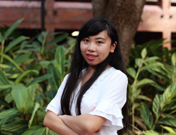 Student Spotlight: Siwei Qin