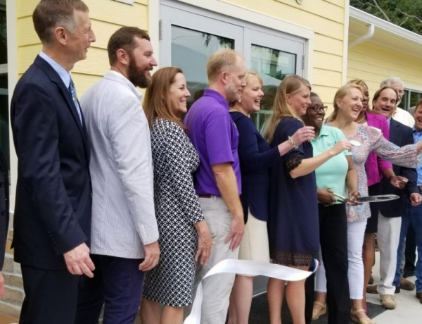 Protected: Community celebrates opening of new CHILD Center